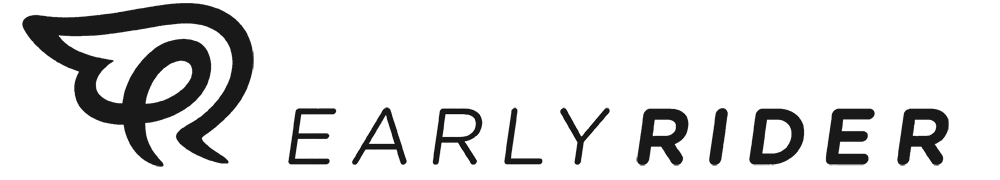 early rider logo